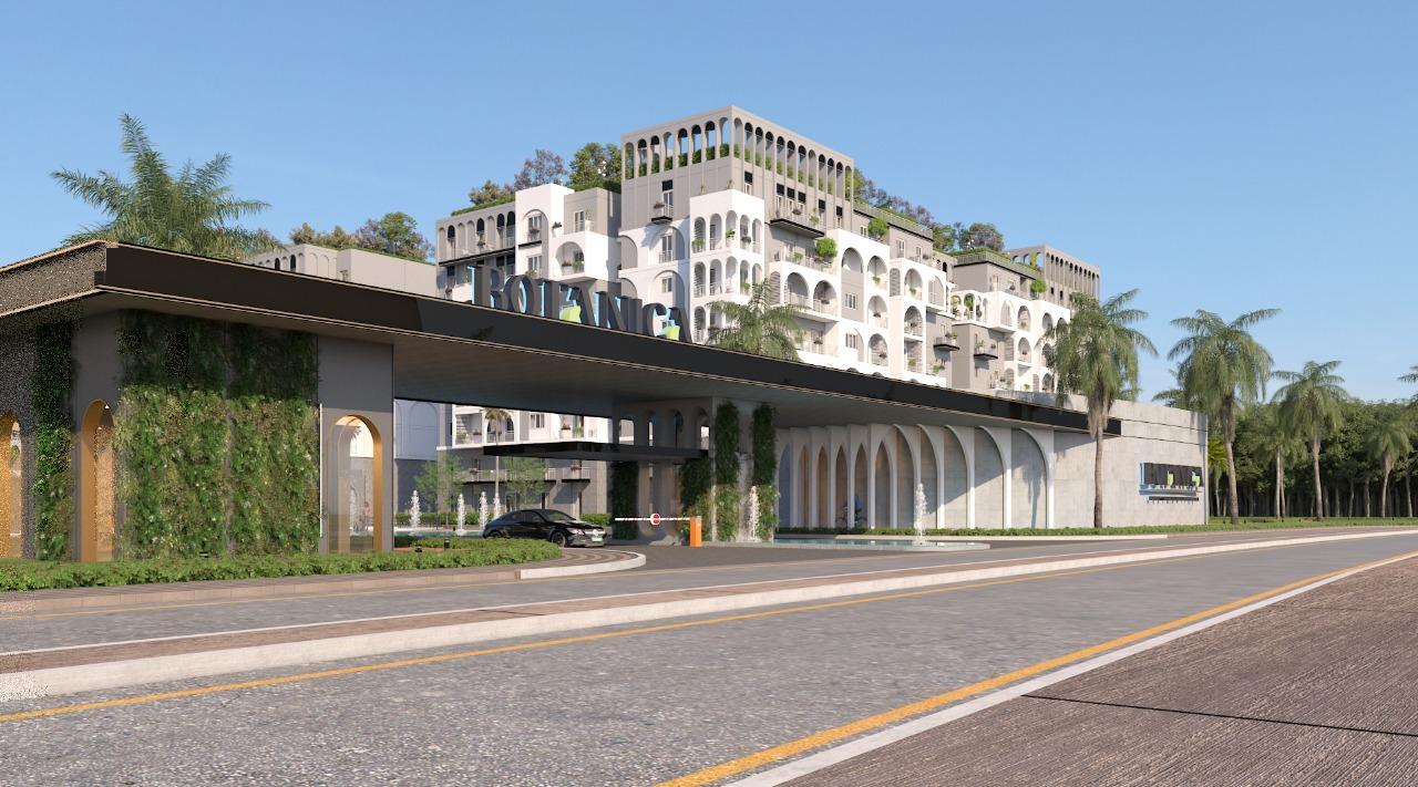 بوتانيكا العاصمة الإدارية الجديدة