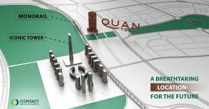كوان تاور العاصمة الإدارية