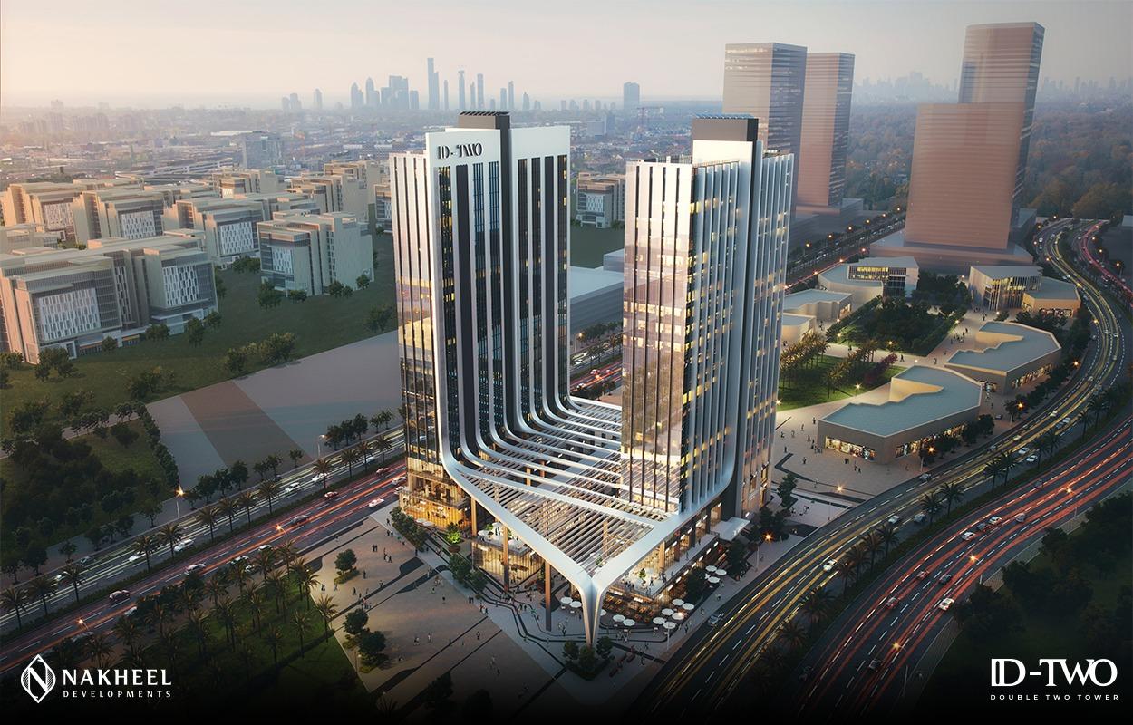 دبل تو تاور العاصمة الإدارية الجديدة